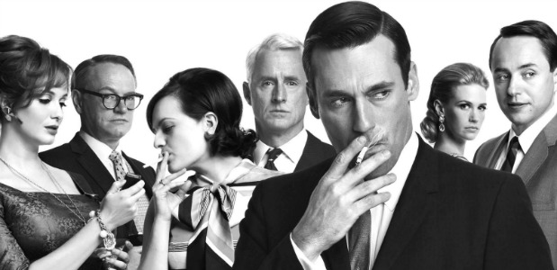Mad Men y otras 4 series que debes ver si te dedicas al Social Media Marketing